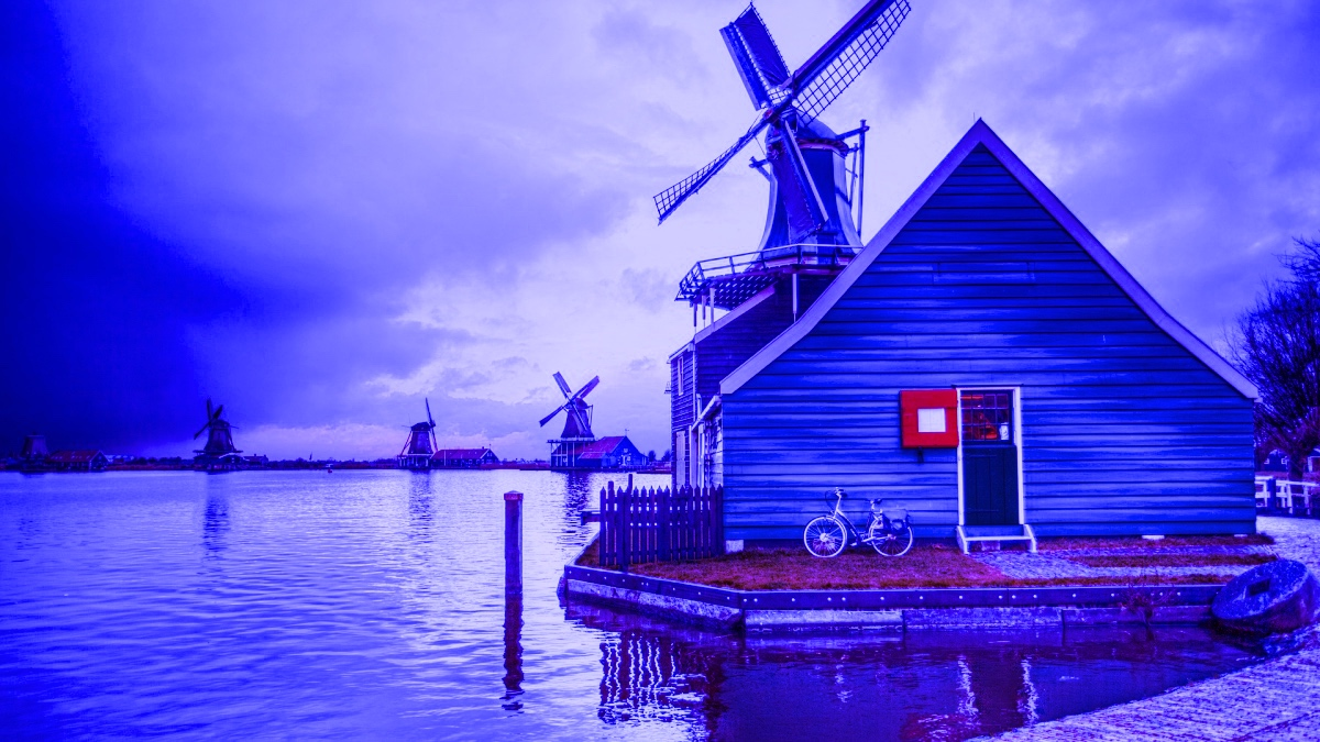There's a reason Amsterdam has always been an innovation hotspot