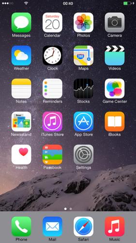 iPhone - GPS settings
