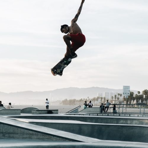 skateboarding - 21 ways to use your treasure map